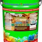 Биодрев AQUA 3 в 1  защитно-декоративный тонирующий антисептик на водной основе для дерева в Воронеже