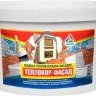 Теплокор-Фасад - жидкая керамическая теплоизоляция фасадов в Нижнем Новгороде