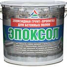 Эпоксол - двухкомпонентная эпоксидная пропитка для укрепления бетона в Красноярске