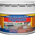Гидролон (УФ)  гидроизоляционный наливной состав для кровли в Краснодаре