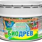 Биодрев  кроющий атмосферостойкий защитно-декоративный антисептик в Санкт-Петербурге