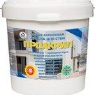 Проакрил - белая матовая акриловая краска для внутренних работ в Ставрополе