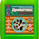 Древотекс Профи  невымываемый антисептик с высоким содержанием активных компонентов в Иркутске