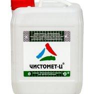 Чистомет-Ц - обезжиривающее средство для цветных металлов