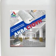 Аквастоун - пропитка для упрочнения цементных и бетонных полов