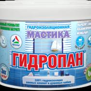 Гидропан - полиакриловая гидроизоляционная мастика