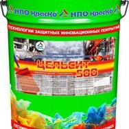 Цельсит-500 - эмаль термостойкая кремнийорганическая матовая
