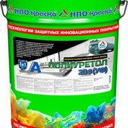 Полиуретол (УФ)20s  полиуретановая грунт-эмаль по ржавчине с эффектом микро-титан