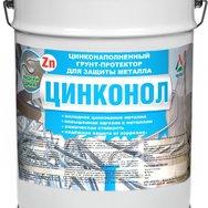 Цинконол - цинконаполненный грунтовочный состав для защиты металла