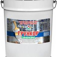 Грункор - антикоррозионный быстросохнущий грунт по металлу (с фосфатом цинка), 20кг
