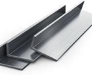Уголок сталь г/к №4 ГОСТ 8509-93