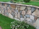 Подпорные стенки в загородном строительстве
