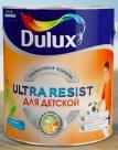 Как работает технология ультрастойкого покрытия стен с красками Dulux Ultra Resist?