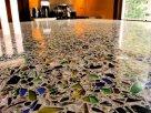 Как шлифовать и полировать бетонный пол