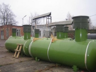 газгольдеры, созданные специально для холодного климата