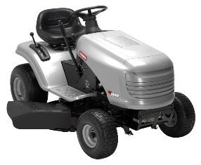 газонный трактор