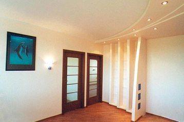 сплошной подвесной потолок из гипсокартона
