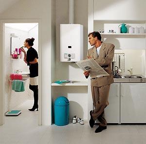 водонагревательные приборы