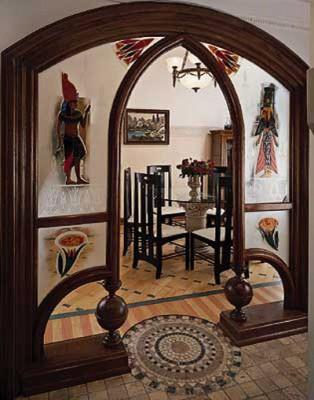 Фото дизайн арок межкомнатных