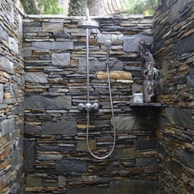 Душ и туалет на даче своими руками