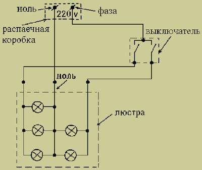 Схема hls8l-dc12v-s-c