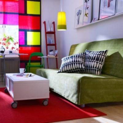 Как своими руками сделать уютной квартиру в 62