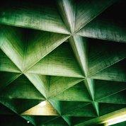 #Потолок в #аэропорту в городе #Кельн. Умеют же люди работать с бетоном! #cologne #koeln #airport #lifeline #linesoflife #бетон #concrete #architecture #архитектура