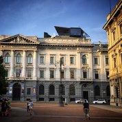 Только #итальянцы могут такое сочетать! #архитектура #architecture #пентхаус #penthouse