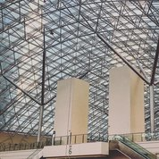 #ядро #вид #изнутри #сити #афимолл #москвасити #архитектура #структура #architecture #moscowcity #structure #architexture #geometry и #линиижизни!