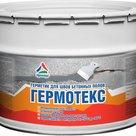 Гермотекс - двухкомпонентный герметик для деформационных швов бетона в России