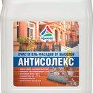 Антисолекс - очиститель фасадов от высолов в России