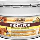 Пинтурол - тонирующий антисептик для древесины на органических растворителях в Омске