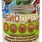 Биодрев  защитно-декоративный кроющий антисептик без запаха в Краснодаре
