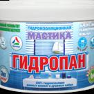 Гидропан - полиакриловая гидроизоляционная мастика в России