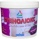 Стенолюкс - краска для стен влажных помещений с эффектом лотоса, 4кг в Омске