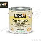 """Грунтовка на основе масла для твердыхи экзотическихпород """"Saicos Extra Dunn Grundierol"""" (Германия) 3001 в России"""