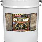 Феррокор - ремонтная быстросохнущая краска для покраски чёрного металла в Омске