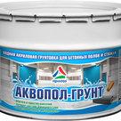 Аквопол-Грунт - грунтовка для бетонных полов матовая в России