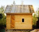 Затраты на строительство деревянной бани