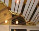 Подвесные реечные потолки. Их преимущества, устройство и недостатки
