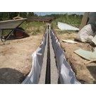 Дренажная система на участке с глинистой почвой своими руками: пошаговая инструкция