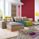 Цветовая гамма интерьера. Влияние цвета на настроение
