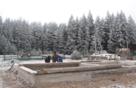 Начинаем строительство дома зимой