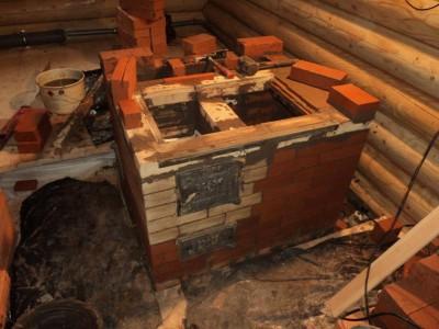 Фото печек в своем доме