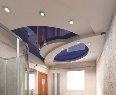 Натяжные потолки Пятый элемент особенности производства и характеристики